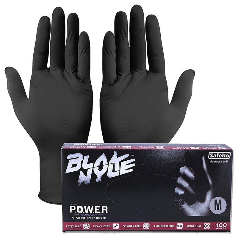 Blak Nyle Gloves